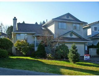 "Photo 1: 19602 OAK Terrace in Pitt_Meadows: Mid Meadows House for sale in ""SOMERSET"" (Pitt Meadows)  : MLS®# V743608"