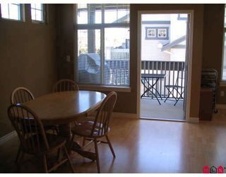 """Photo 9: 19 18828 69TH Avenue in Surrey: Clayton Townhouse for sale in """"STARPOINT"""" (Cloverdale)  : MLS®# F2909290"""