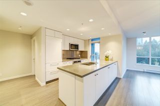 "Main Photo: 808 3093 WINDSOR Gate in Coquitlam: New Horizons Condo for sale in ""The Windsor by Polygon"" : MLS®# R2403185"