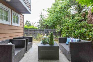 "Photo 17: 88 15233 34 Avenue in Surrey: Morgan Creek Townhouse for sale in ""SUNDANCE"" (South Surrey White Rock)  : MLS®# R2412263"