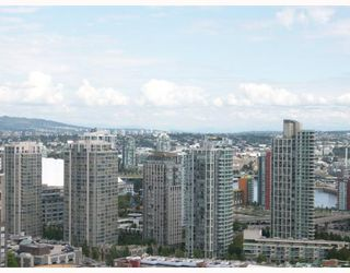 "Photo 2: 2806 1199 SEYMOUR Street in Vancouver: Downtown VW Condo for sale in ""Brava"" (Vancouver West)  : MLS®# V780863"