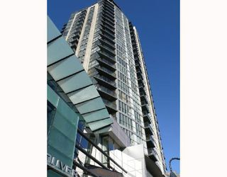 "Photo 1: 2806 1199 SEYMOUR Street in Vancouver: Downtown VW Condo for sale in ""Brava"" (Vancouver West)  : MLS®# V780863"