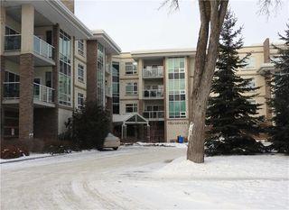 Photo 1: 307 703 Riverwood Avenue in Winnipeg: East Fort Garry Condominium for sale (1J)  : MLS®# 202000628