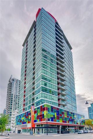 Photo 3: 1311 135 13 Avenue SW in Calgary: Beltline Apartment for sale : MLS®# C4302049
