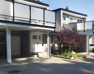 "Photo 2: 106 32923 BRUNDIGE Avenue in Abbotsford: Central Abbotsford Townhouse for sale in ""Norman Manor"" : MLS®# R2466700"