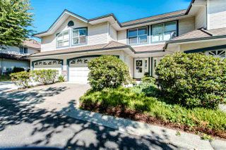 "Photo 1: 11 7250 122 Street in Surrey: West Newton Townhouse for sale in ""Strawberry Hills Estates"" : MLS®# R2485331"
