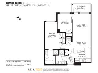Photo 39: 402 1677 LLOYD AVENUE in North Vancouver: Pemberton NV Condo for sale : MLS®# R2489283
