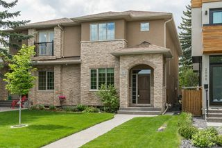 Main Photo: 2013 27 Street SW in Calgary: Killarney/Glengarry Semi Detached for sale : MLS®# A1043788