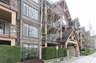 """Main Photo: 210 8328 207A Street in Langley: Willoughby Heights Condo for sale in """"Yorkson Creek"""" : MLS®# R2529915"""