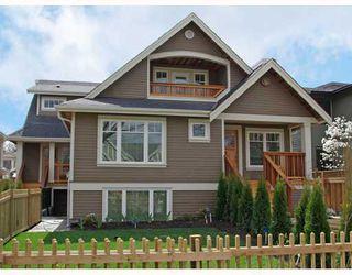 """Photo 1: 1172 E 15TH Avenue in Vancouver: Mount Pleasant VE Townhouse for sale in """"MT PLEASANT"""" (Vancouver East)  : MLS®# V806263"""