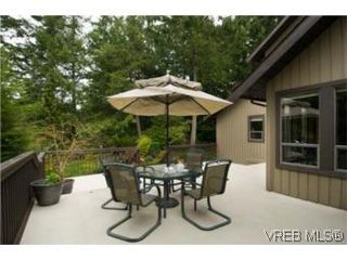 Photo 5: LUXURY REAL ESTATE FOR SALE IN DEAN PARK NORTH SAANICH, B.C. CANADA SOLD With Ann Watley