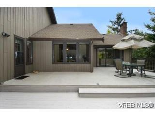 Photo 4: LUXURY REAL ESTATE FOR SALE IN DEAN PARK NORTH SAANICH, B.C. CANADA SOLD With Ann Watley