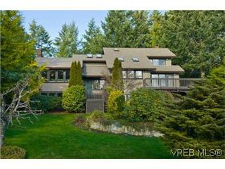 Photo 1: LUXURY REAL ESTATE FOR SALE IN DEAN PARK NORTH SAANICH, B.C. CANADA SOLD With Ann Watley