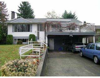 Photo 1: 2089 CONCORD AV in Coquitlam: Cape Horn House for sale : MLS®# V563726