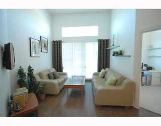 "Photo 3: 418 6033 KATSURA Street in Richmond: McLennan North Condo for sale in ""THE RED"" : MLS®# V722680"