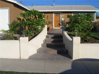 Photo 1: CLAIREMONT House for sale : 3 bedrooms : 3277 Mohican in San Diego