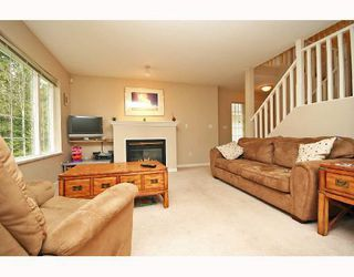"Photo 3: 58 11355 236TH Street in Maple_Ridge: Cottonwood MR Townhouse for sale in ""ROBERTSON RIDGE"" (Maple Ridge)  : MLS®# V739918"