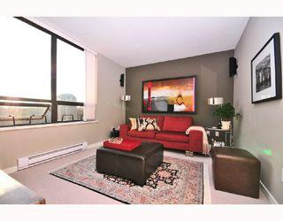 "Photo 4: 1703 4333 CENTRAL Boulevard in Burnaby: Metrotown Condo for sale in ""PRECEDIA"" (Burnaby South)  : MLS®# V741696"