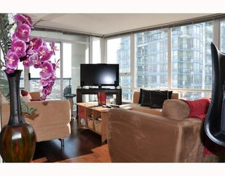 "Photo 2: 2202 928 BEATTY Street in Vancouver: Downtown VW Condo for sale in ""THE MAX"" (Vancouver West)  : MLS®# V778385"