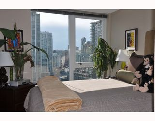 "Photo 7: 2202 928 BEATTY Street in Vancouver: Downtown VW Condo for sale in ""THE MAX"" (Vancouver West)  : MLS®# V778385"