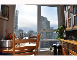 "Photo 6: 2202 928 BEATTY Street in Vancouver: Downtown VW Condo for sale in ""THE MAX"" (Vancouver West)  : MLS®# V778385"