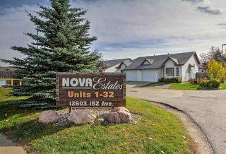 Photo 28: 5 12603 152 Avenue in Edmonton: Zone 27 House Half Duplex for sale : MLS®# E4176522