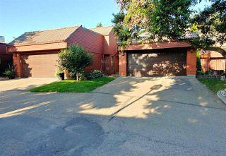 Photo 1: 30 500 LESSARD Drive in Edmonton: Zone 20 Townhouse for sale : MLS®# E4186920