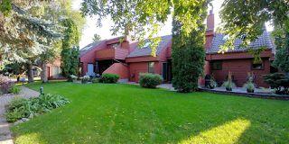 Photo 37: 30 500 LESSARD Drive in Edmonton: Zone 20 Townhouse for sale : MLS®# E4186920