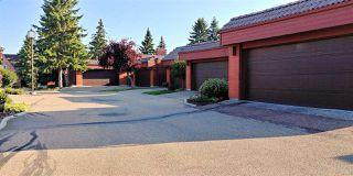 Photo 38: 30 500 LESSARD Drive in Edmonton: Zone 20 Townhouse for sale : MLS®# E4186920