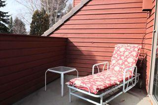 Photo 29: 30 500 LESSARD Drive in Edmonton: Zone 20 Townhouse for sale : MLS®# E4186920