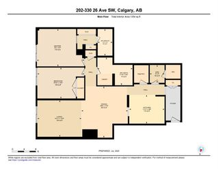 Photo 27: 202 330 26 Avenue SW in Calgary: Mission Apartment for sale : MLS®# A1018702
