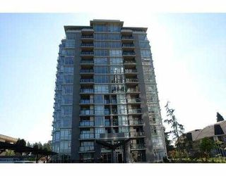 Photo 1: 807 575 DELESTRE Avenue in Coquitlam: Coquitlam West Condo for sale : MLS®# V804377