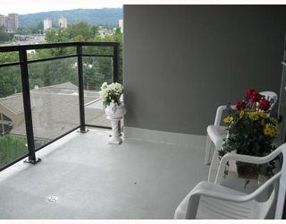 Photo 6: 807 575 DELESTRE Avenue in Coquitlam: Coquitlam West Condo for sale : MLS®# V804377
