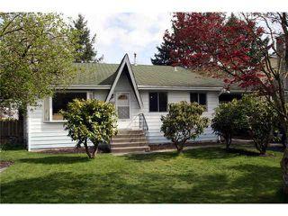 "Photo 1: 4562 47A Street in Ladner: Ladner Elementary House for sale in ""Ladner Elementary"" : MLS®# V820234"