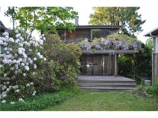 Photo 1: 2835 W 13TH Avenue in Vancouver: Kitsilano House for sale (Vancouver West)  : MLS®# V831126