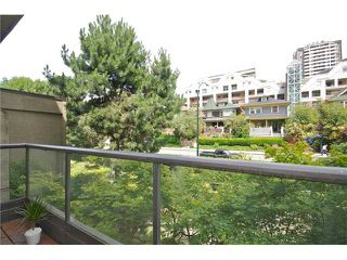 "Photo 9: 510 1040 PACIFIC Street in Vancouver: West End VW Condo for sale in ""CHELSEA TERRACE"" (Vancouver West)  : MLS®# V840566"