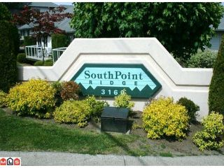 Photo 2: 104 3160 TOWNLINE Road in Abbotsford: Abbotsford West Townhouse for sale : MLS®# F1022227