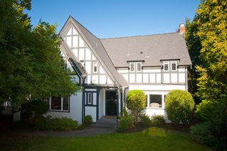 Main Photo: 2594 WALLACE Crescent in Vancouver: Point Grey House for sale (Vancouver West)  : MLS®# V853567