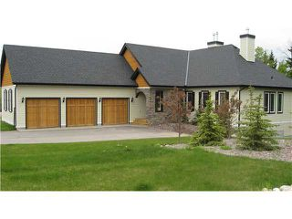 Photo 1: 29 Hawks Landing Drive in PRIDDIS: Priddis Greens Residential Detached Single Family for sale : MLS®# C3452545