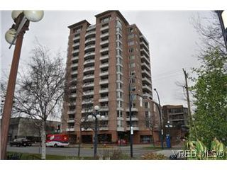 Photo 1: 608 930 Yates St in VICTORIA: Vi Downtown Condo Apartment for sale (Victoria)  : MLS®# 559464