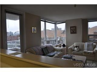 Photo 4: 608 930 Yates St in VICTORIA: Vi Downtown Condo Apartment for sale (Victoria)  : MLS®# 559464