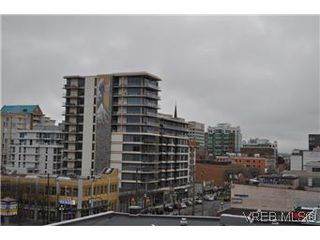 Photo 5: 608 930 Yates St in VICTORIA: Vi Downtown Condo Apartment for sale (Victoria)  : MLS®# 559464