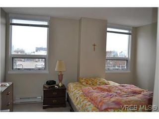 Photo 7: 608 930 Yates St in VICTORIA: Vi Downtown Condo Apartment for sale (Victoria)  : MLS®# 559464