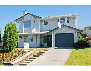 Photo 1: 22895 GILLIS Place in Maple Ridge: East Central House for sale : MLS®# V549491