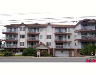 "Main Photo: 206 33535 KING Road in Abbotsford: Poplar Condo for sale in ""CENTRAL HEIGHTS MANOR"" : MLS®# F2829149"