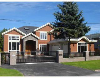 Main Photo: 9260 KIRKMOND in Richmond: Seafair House for sale : MLS®# V768658