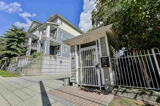 """Main Photo: 19 123 SEVENTH Street in New Westminster: Uptown NW Townhouse for sale in """"ROYAL CITY TERRACE"""" : MLS®# R2413282"""