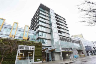 "Main Photo: 803 522 W 8TH Avenue in Vancouver: Fairview VW Condo for sale in ""CROSSROADS"" (Vancouver West)  : MLS®# R2424435"