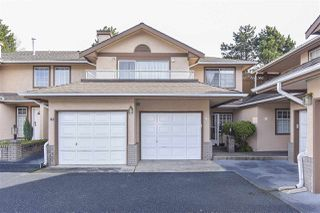 """Photo 1: 110 14861 98 Avenue in Surrey: Guildford Townhouse for sale in """"The Mansions"""" (North Surrey)  : MLS®# R2438007"""