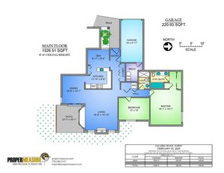 """Photo 2: 110 14861 98 Avenue in Surrey: Guildford Townhouse for sale in """"The Mansions"""" (North Surrey)  : MLS®# R2438007"""